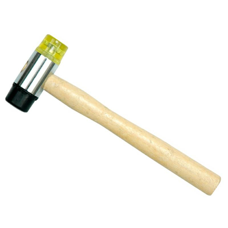 Молоток рихтовочный пластик/резина