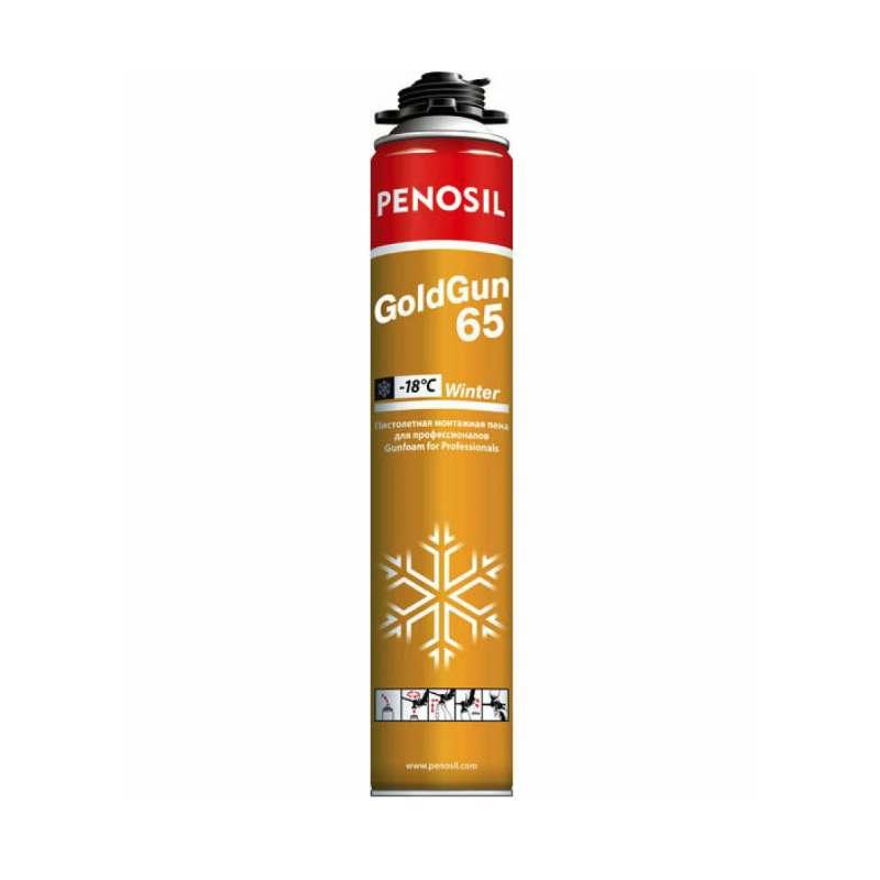 Пена монтажная PENOSIL Gold Gun 65