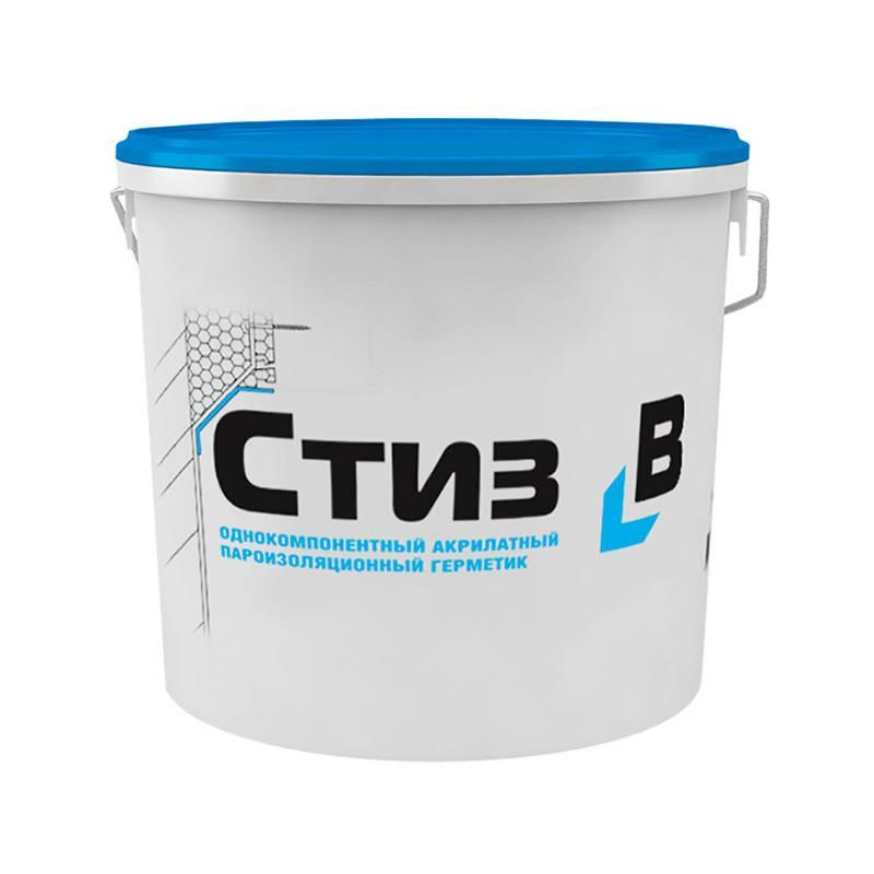 Герметик СТИЗ-В для внутреннего шва (7 кг)